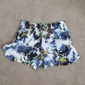 French Connection Flowey Shorts